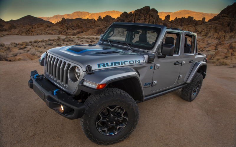 Jeep Confirms A Fully Electric Wrangler Is On The Cards