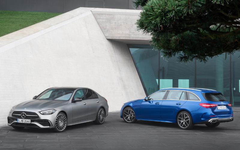 Meet The 2021 Mercedes-Benz C-Class