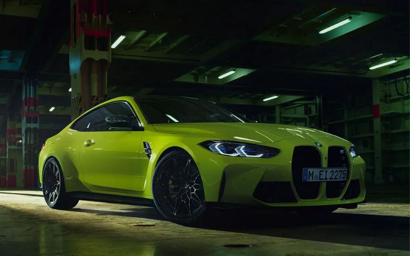 Why Vertu Motors Loves The BMW M4