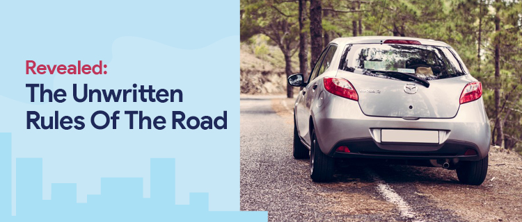 Revealed: The Unwritten Rules Of The Road