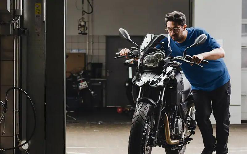 Vertu Motorcycles' Guide To Winter Maintenance
