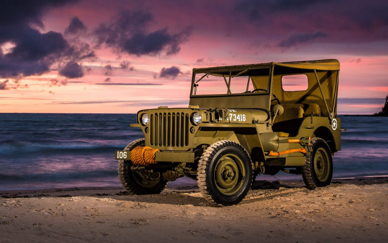 Celebrating 80 Years Of Jeep: Jeep Through The Ages