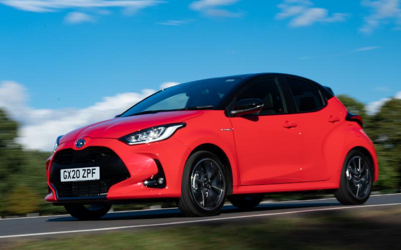 Toyota Yaris And GR Yaris Win At 2021 UK Car Of The Year Awards