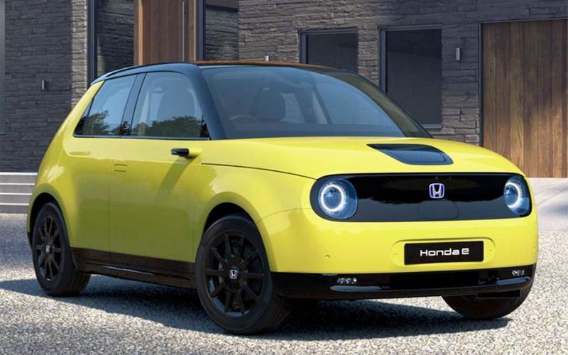 Honda E Named 'City Car of the Year' At 2021 UK Car Of The Year Awards