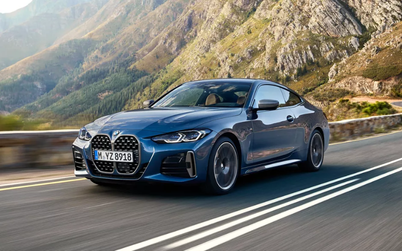 BMW 4 Series Awarded 'Coupe Of The Year' Title For 2021