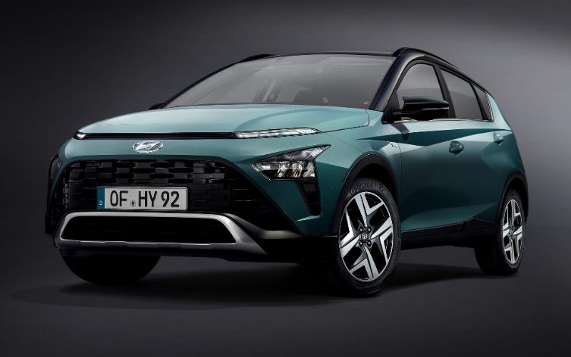 Introducing the All-New Hyundai Bayon