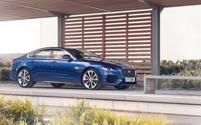 Our Top Five Features Of The Jaguar XF