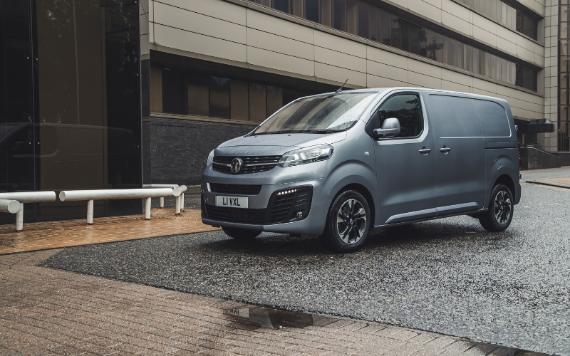 Celebrating 20 Years of the Vauxhall Vivaro