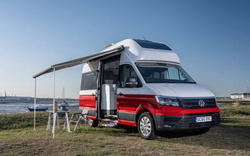 Caravan And Motorhome Club Awards California And Grand California Five Stars