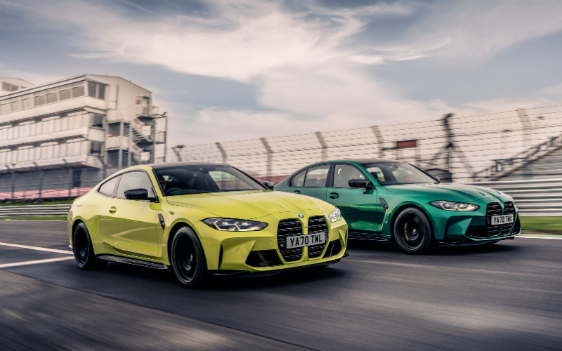Introducing The All-New BMW M3 Competition Saloon And M4 Competition Coupe