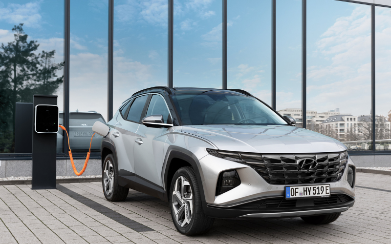 Prices Released for All-New Hyundai Tucson Plug-in Hybrid
