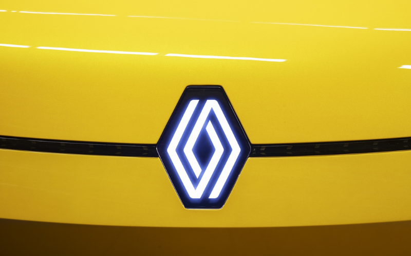 Renault Reveals New Brand Logo