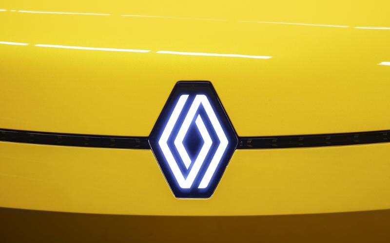 Renault Reveals New Brand Logo