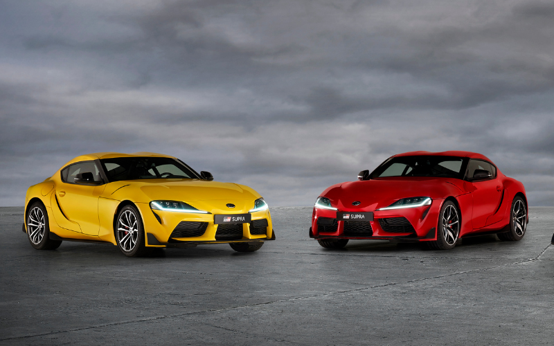 Toyota Reveals Jarama Racetrack Special Edition Of GR Supra