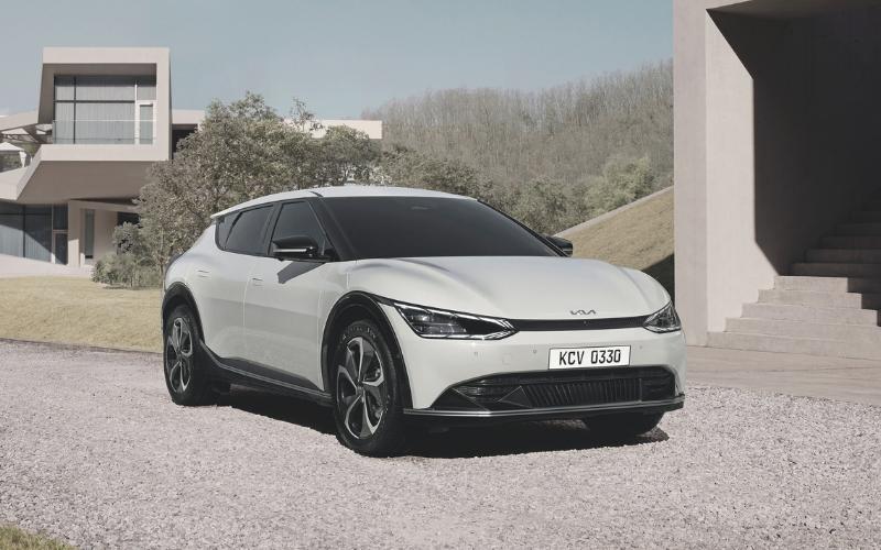 Meet The All-New Kia EV6