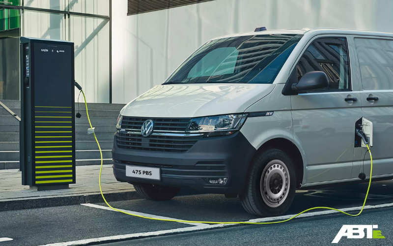 Why Vertu Motors Loves The All-Electric Volkswagen ABT e-Transporter 6.1