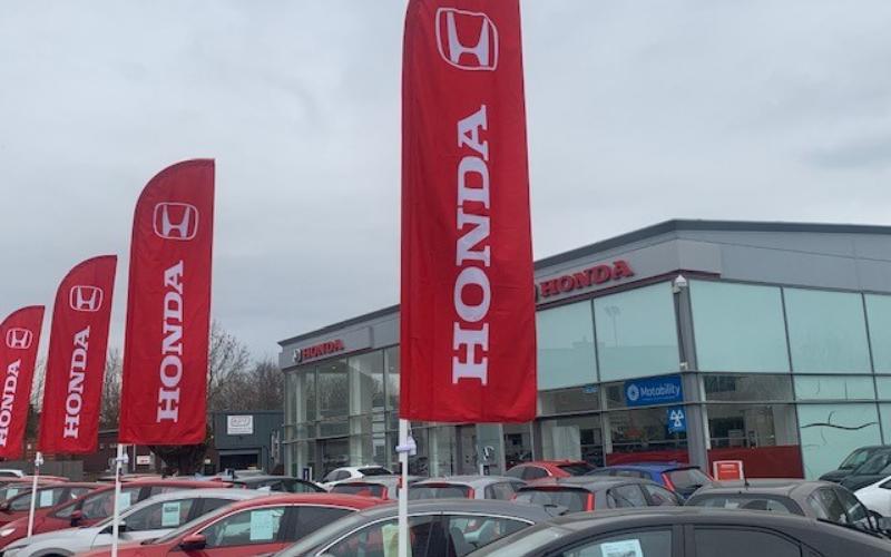 Vertu Motors Plc Acquires Huddersfield Honda Dealership In Yorkshire Expansion