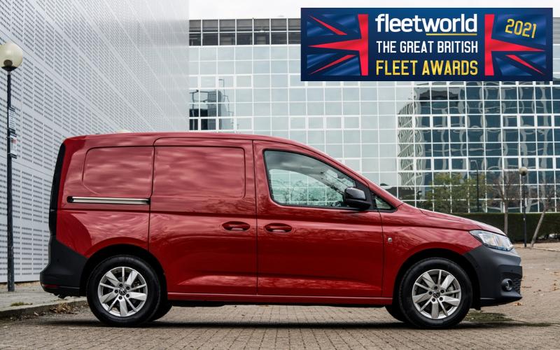 Volkswagen Vans Triumph At Van Fleet World Awards