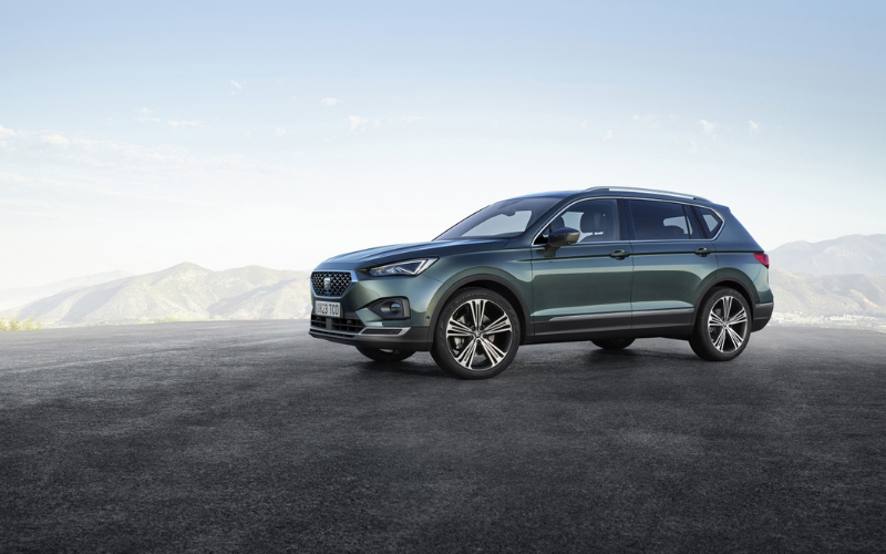 SEAT Tarraco Named Best Large SUV at Fleet Awards 2021