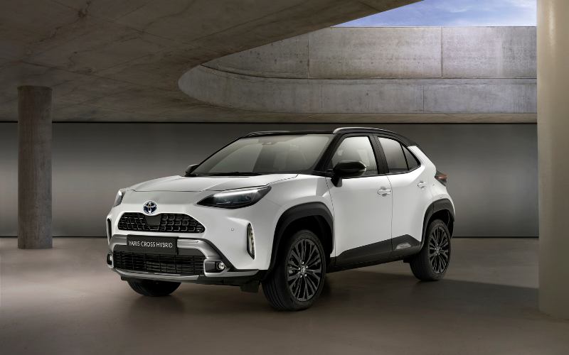 Meet The All-New Toyota Yaris Cross Dynamic