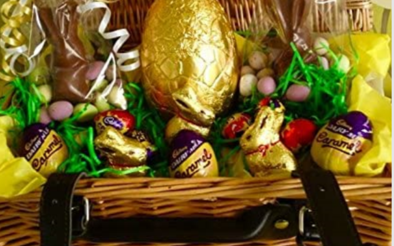 Win A Luxury Easter Egg Hamper!