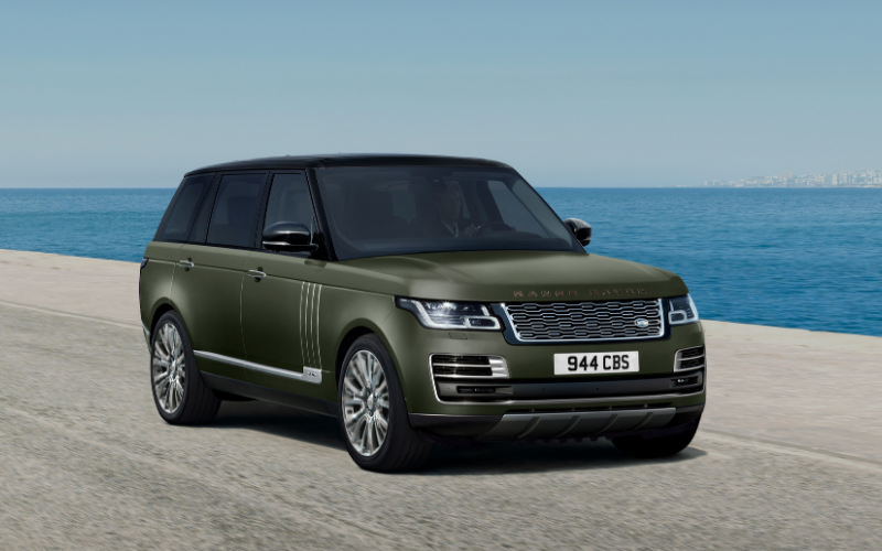 Meet The All-New Range Rover SVAutobiography Ultimate Editions