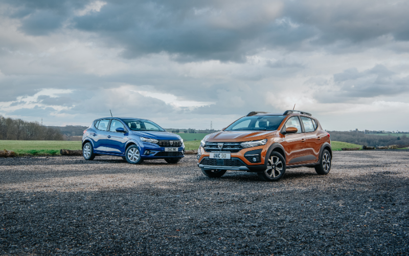 Meet The All-New Dacia Sandero And Sandero Stepway