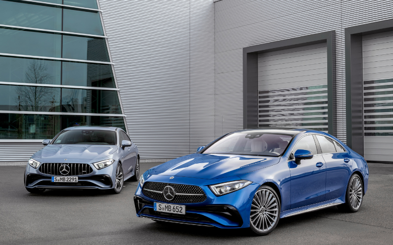 Meet The Refreshed Mercedes-Benz CLS