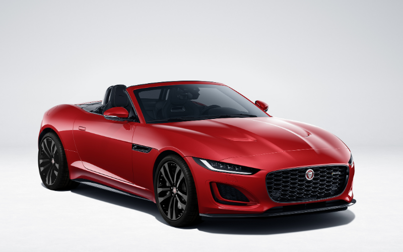 Introducing: The All-New Jaguar F-TYPE R-Dynamic Black