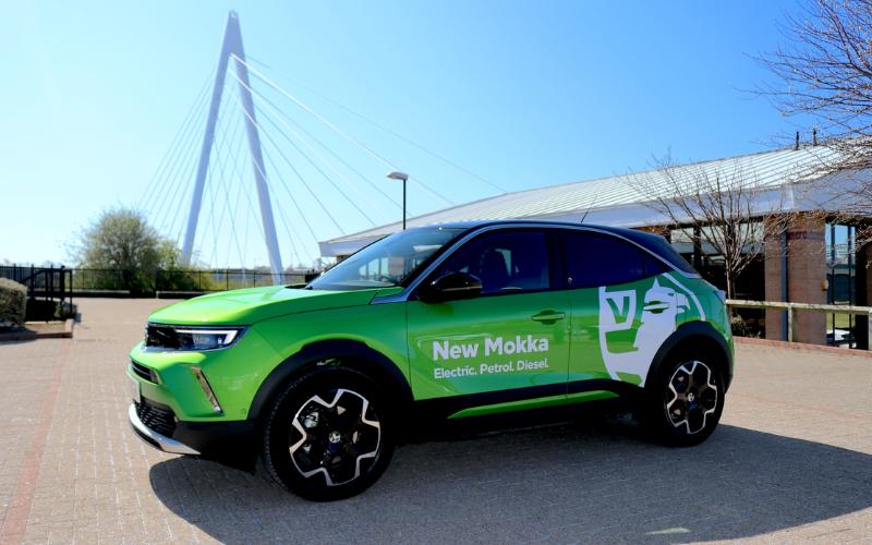 A Video Tour Of The All-New Vauxhall Mokka-E