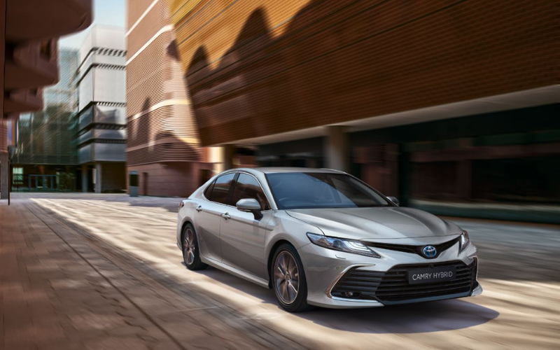 Introducing: The 2021 Toyota Camry
