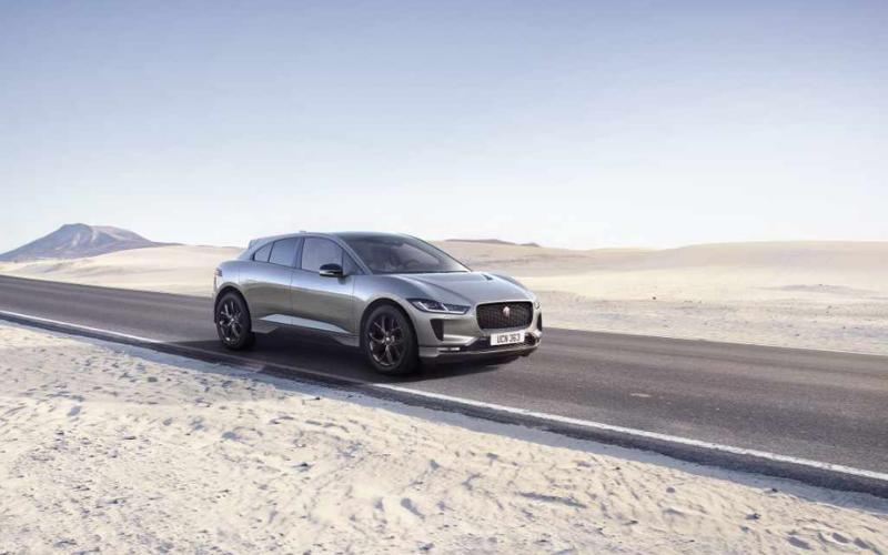 Jaguar Reveals The All-New I-PACE Black