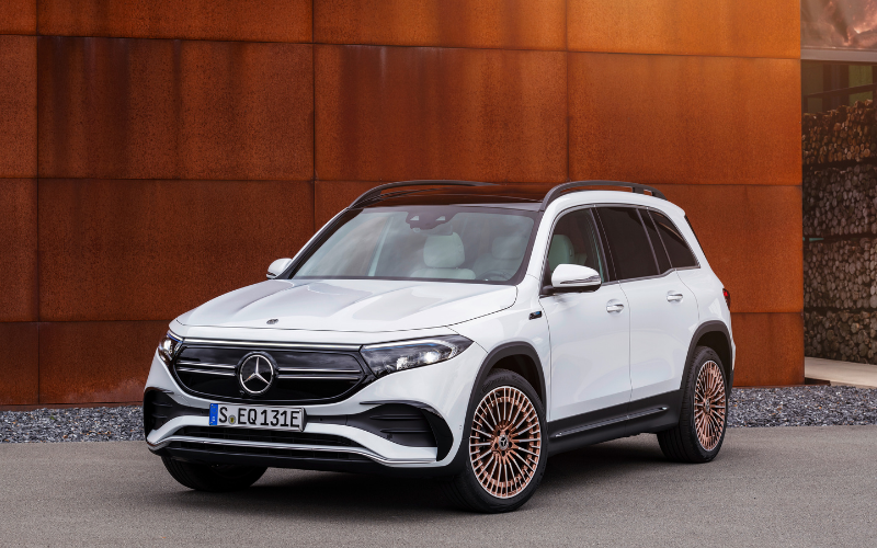 Mercedes-Benz Unveils The All-New EQB