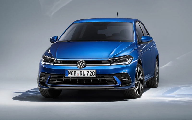 Volkswagen Reveals Their Refreshed Polo