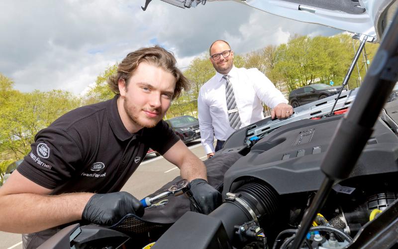 Farnell Dealerships On Hunt For Apprentices