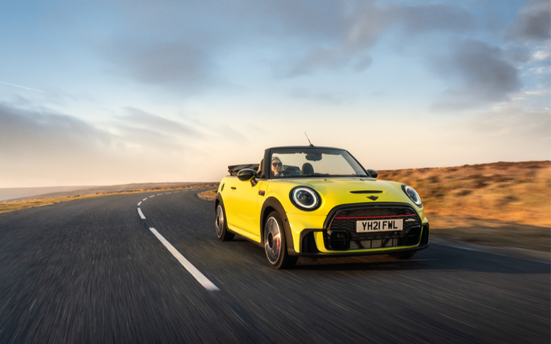 Why We're Already Excited For The Next MINI Convertible