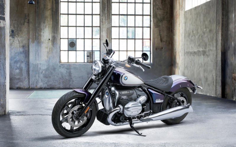 BMW Motorrad Expands Equipment Range For R 18 And R 18 Classic