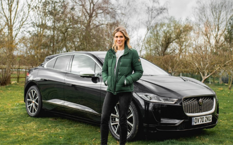 The Jaguar I-PACE Has Been Named Best Premium Car By Electrifying.com