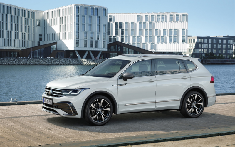 Why We Love The All-New Volkswagen Tiguan Allspace