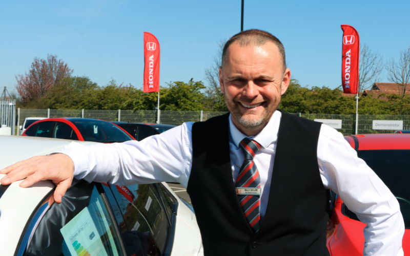Expanding Role For Vertu Motors General Manager