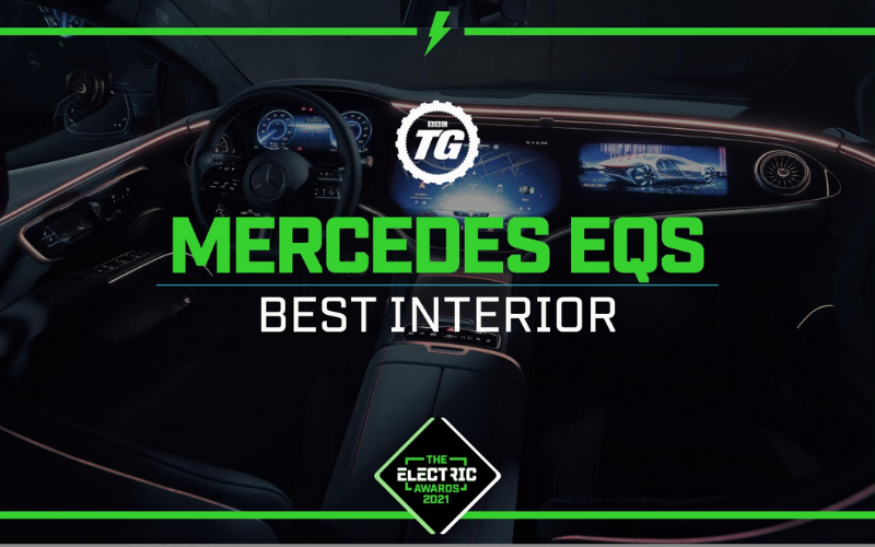 Top Gear Awards The New Mercedes-Benz EQS With Best Interior