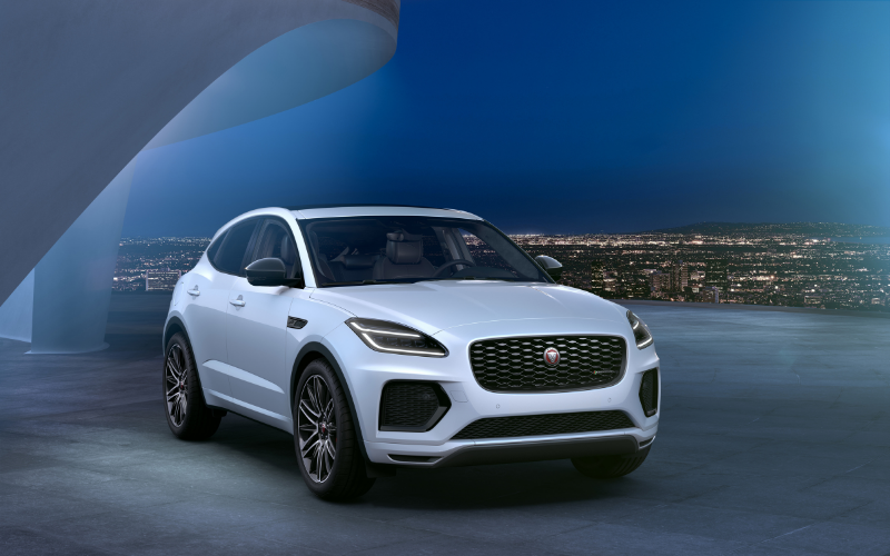 Introducing The All-New Jaguar E-PACE R-Dynamic Black