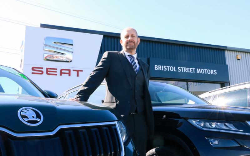 Darlington Car Dealership Appoints New General Manager