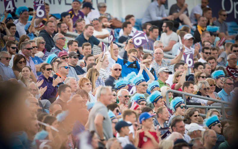 Win Four Tickets To Watch Yorkshire Vikings v Birmingham Bears!