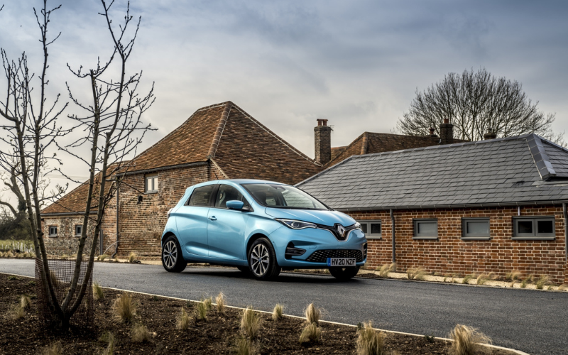 Renault Awarded Double Win At The Auto Trader New Car Awards 2021