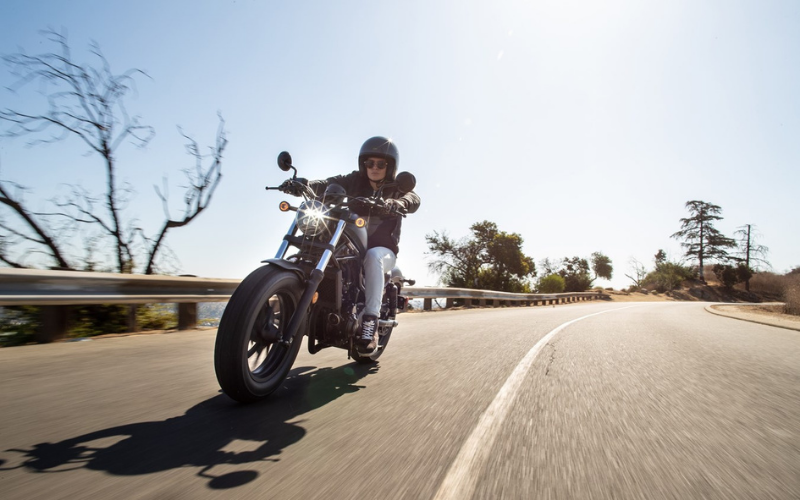 How To Get Your Motorbike Licence
