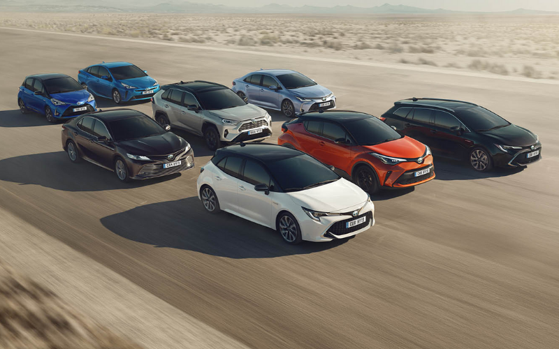 Auto Trader New Car Awards Name Toyota Most Reliable Brand