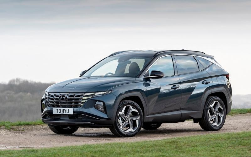 Hyundai TUCSON Named Car of the Year 2021