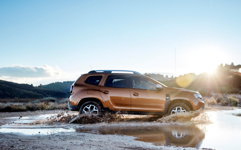 Dacia Voted Best Value Brand At Auto Trader New Car Awards