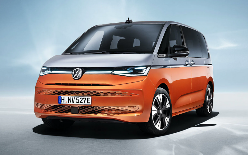 Meet Volkswagen's All-New Multivan